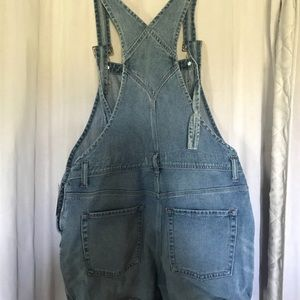 Free People Jeans - Free People Denim Overalls NWT